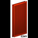 Architectural Louvers - E2WV Wall Louvers
