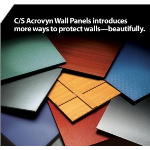Construction Specialties - Acrovyn Wall Covering & Panels