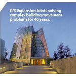 Construction Specialties - Expansion Joint Covers