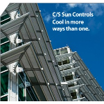 Construction Specialties - Sun Controls