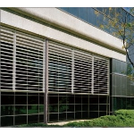 Construction Specialties - Solarmotion Operable Shading Systems