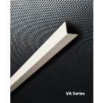 Construction Specialties - VA Series Surface Mounted Corner Guards