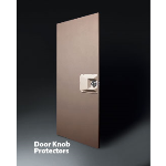 Construction Specialties - Door Knob Protectors Door Protection