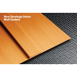 Construction Specialties - New Saratoga Series Wall Covering Acrovyn Wall Covering