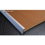 Construction Specialties - Picture Frame Trim Acrovyn Wall Panel