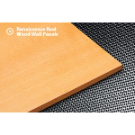Construction Specialties - Renaissance Real Wood Wall Panels Renaissance Wall Panel