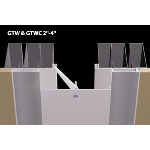 Construction Specialties - GTW Wall & Ceiling Covers