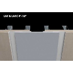 Construction Specialties - LAF Wall & Ceiling Covers