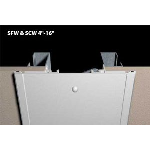 Construction Specialties - SFW Wall & Ceiling Covers