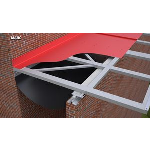 Construction Specialties - MARC Exterior Covers