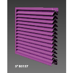 "Construction Specialties - 5"" B5157 Drainable Louver"