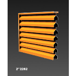 "Construction Specialties - 2"" 2282 Air Conditioning & Thinline Louvers"
