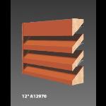 "Construction Specialties - 12"" A12970 Acoustical Louvers"