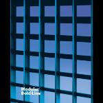 Construction Specialties - MODULAR BOLD LINE - Geometric Grilles