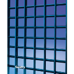 Construction Specialties - SENTRY - Geometric Grilles