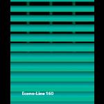 Construction Specialties - ECONO-LINE 160 Vision Barriers