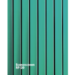 Construction Specialties - ECONOSCREEN RF-20 Vision Barriers