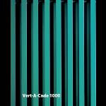 Construction Specialties - VERT-A-CADE 1000 Vision Barriers