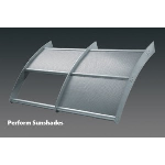 Construction Specialties - Perform Infill Sunshades