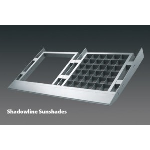 Construction Specialties - Shadowline Infill Sunshades
