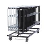Staging Concepts - Stage Storage/Transport Carts - Guardrail Cart