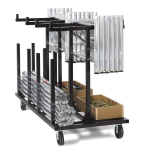 Staging Concepts - Stage Storage/Transport Carts - SC9600 Cart