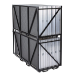 Staging Concepts - Stage Storage/Transport Carts - Stackable Platform Cart