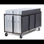 Staging Concepts - Stage Storage/Transport Carts - Vertical Platform Cart