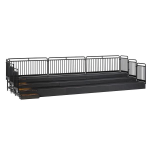 Staging Concepts - Staging Platform Supports - SC2000 Seating Riser Support