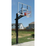 Douglas Industries, Inc. - Pro™-646 Adjustable Basketball System