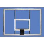 Douglas Industries, Inc. - Rectangular Acrylic Backboard (RPGR)
