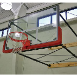 Douglas Industries, Inc. - Wall Mount Indoor Basketball System Packages
