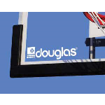"Douglas Industries, Inc. - 48"" Backboard Pad-Basketball"