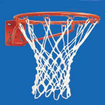 Douglas Industries, Inc. - BG-2 (includes synthetic nylon net)-Basketball