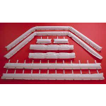 Douglas Industries, Inc. - HGP-BS (Back Support) Goal Frame Padding