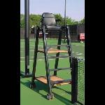 Douglas Industries, Inc. - Classic Umpire Chair, Black
