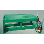 Douglas Industries, Inc. - Durawood Dent Saver Bench, 5'