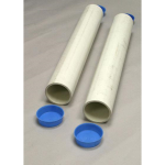 "Douglas Industries, Inc. - 2-7/8"" PVC Ground Sleeve (GS-24PVC)"