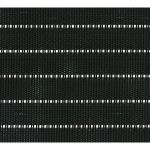 Douglas Industries, Inc. - OMP-6 Black Open Mesh Poly-Pro Plus Premium w/4-Ply Hems