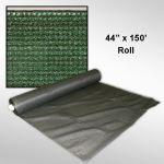 "Douglas Industries, Inc. - Privacy Screen - Green, 44"" x 150' Roll"