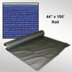"Douglas Industries, Inc. - Privacy Screen - Blue, 44"" x 150' Roll"
