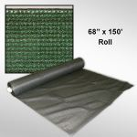"Douglas Industries, Inc. - Privacy Screen - Green, 68"" x 150' Roll"