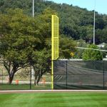 Douglas Industries, Inc. - Aluminum Foul Poles 20' Above Ground w/12' Wings