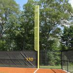 Douglas Industries, Inc. - Aluminum Foul Poles 40' Above Ground w/32' Wings