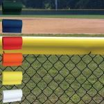 Douglas Industries, Inc. - Standard Fence Guard (.07 wall thickness)