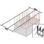 Douglas Industries, Inc. - Indoor Ceiling Suspension Cable Kit