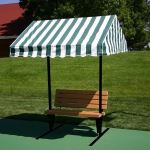 Douglas Industries, Inc. - Cabana Bench 6' Model