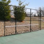 Douglas Industries, Inc. - Douglas® Fence Mount Rebounder