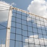 "Douglas Industries, Inc. - VB-1200RB Power Volleyball Net, 36"" x 32', Cable Top & Rope Bottom"