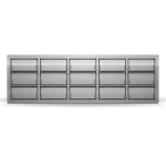 Smart Vent Products, Inc. - Multi-Frames for Flood Vent Doors (Commercial Applications)